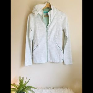 NWOT BENCH light mint hoodie jacket size small
